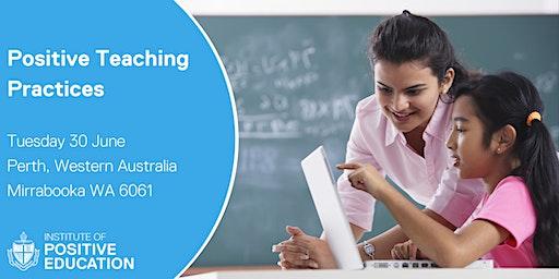 Positive Teaching Practices, Perth (June 2020)