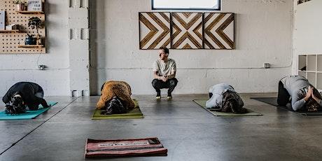 Elevation Yoga: Vin then Yin tickets