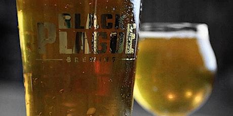 Barons Backroom Beer Pairing: Big Game Gourmet Bites & Black Plague Brewing tickets