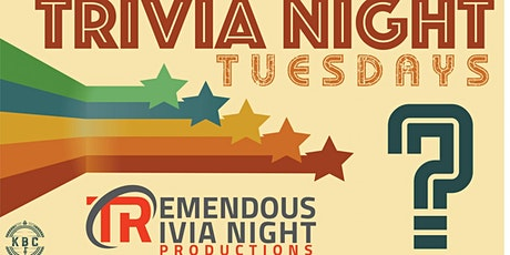 Tuesday Night Trivia at Kelowna Brewing Company! tickets