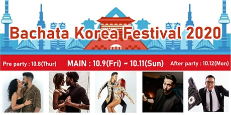 Bachata Korea Festival 2020 tickets