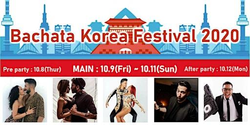 Bachata Korea Festival 2020