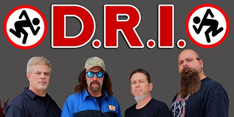 D.R.I. (Dirty Rotten Imbeciles) tickets