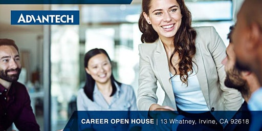 Advantech Career Open House (1/22 at 3:30 PM) - Sales, PM, Engineers
