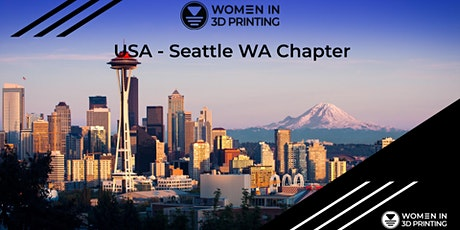 Women in 3D Printing - Seattle: January Gathering tickets