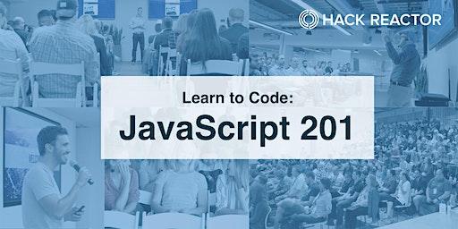 JavaScript 201: Intermediate Javascript