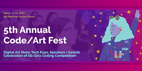 Code/Art Fest 2020 tickets