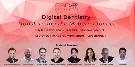 "DSDApp Symposium ""Digital Dentistry - Transforming the Modern Practice."" tickets"
