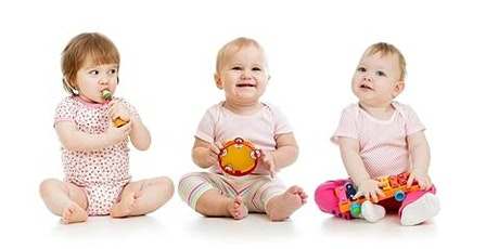 Baby Bounce - Moe Library tickets