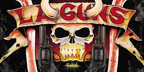 LA GUNS Featuring Tracii Guns & Phil Lewis  tickets