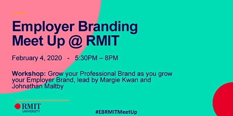 Employer Branding Meet Up @ RMIT tickets