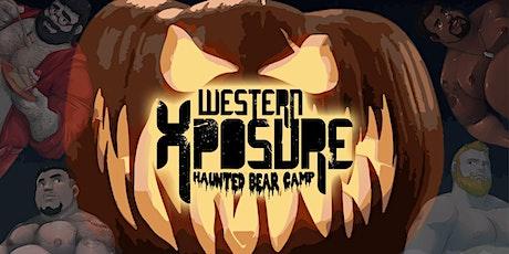 Western Xposure #10 - October 2020 'Haunted Bear Camp' tickets