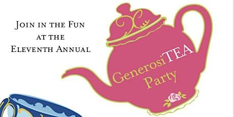 GenerosiTEA Party 2020 tickets
