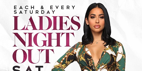 """""""Ladies night out Saturday"""" ladies no charge all night #reggae #soca #afrob tickets"""
