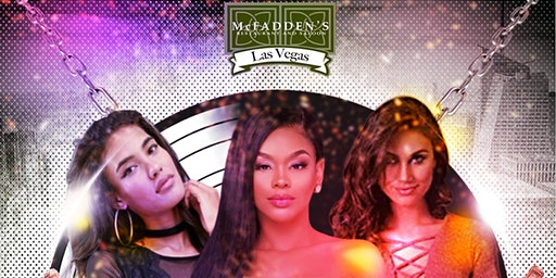 POT OF GOLD New Years Eve Affair at McFadden's: DJ Hennessy Live + Comedy