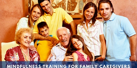 Mindfulness Training for the Employee Caregiver tickets