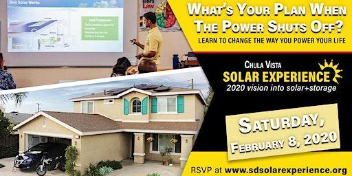Chula Vista Solar Experience
