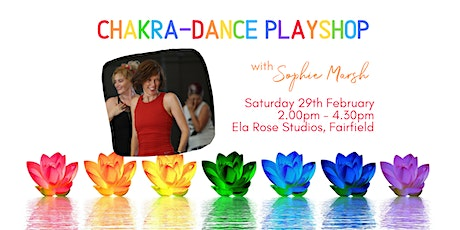 Chakra-Dance Playshop with Sophie Marsh tickets