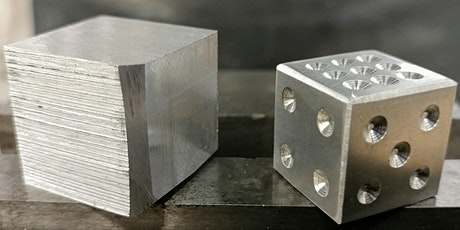 Manual Machining 101: Make Your Own Die tickets