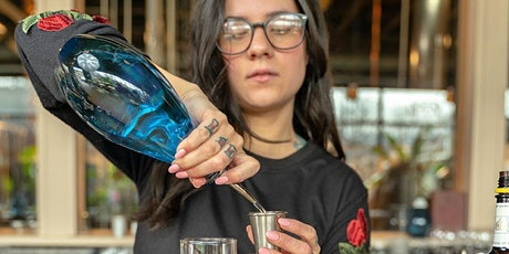 Freeland Cocktail Class with KaCee Solis tickets