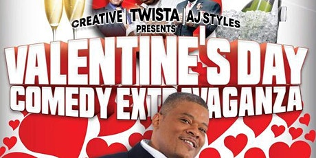Valentine's Day Comedy Extravaganza tickets