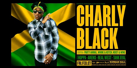 CHARLY BLACK LIVE IN VANCOUVER tickets