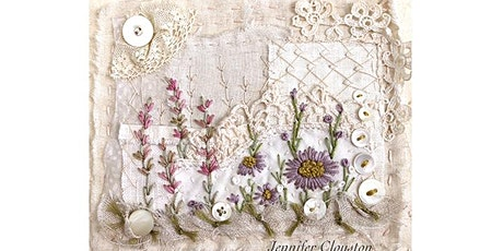 Reviving Vintage Skills - Snippets & Embroidery tickets