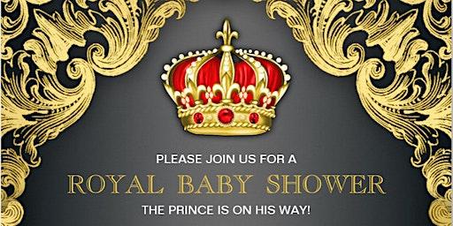 Baby Shower Honoring Lashira & Richard Hill