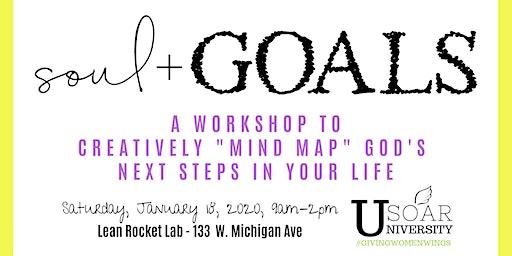 soul + GOALS workshop by SOAR University