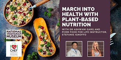 March into Health with Plant-Based Nutrition!