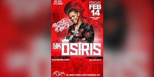 YK OSIRIS Performing LIVE for Valentines Day