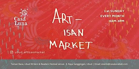 Ubud Artisan Market tickets