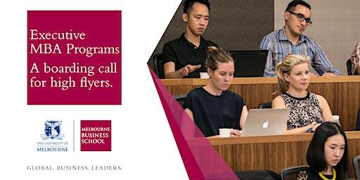 Executive MBA Programs - Information Evening