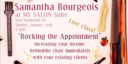 Rocking The Appointment with Samantha Bourgeois, Maximize Business Success
