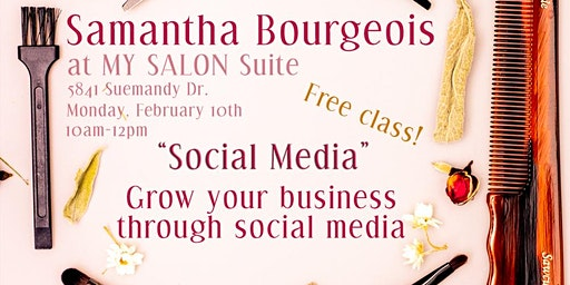Leveraging Social Media to Attract Customers with Samantha Bourgeois