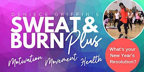 Sweat & Burn Plus tickets