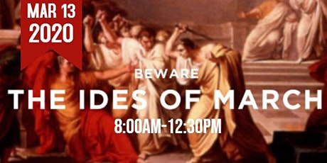 Lucky 13th Ides of March Conference tickets
