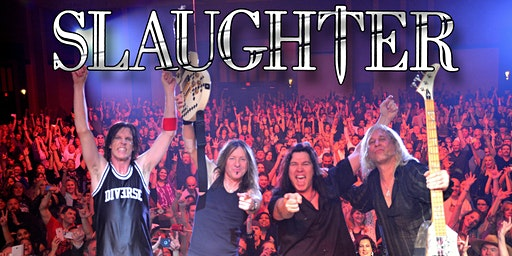 Slaughter at The Rail Club Live