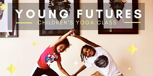 Young Futures Yoga Class
