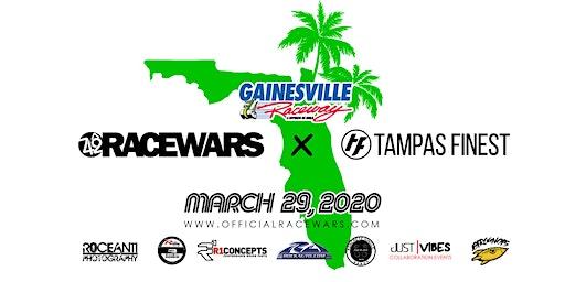 RACEWARS USA x TAMPAS FINEST 2020 - GAINESVILLE, FL