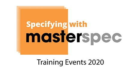 Introduction to Masterspec - 10th Dec tickets