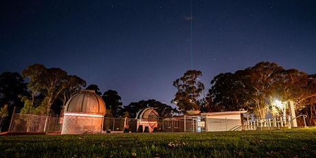 Night Sky Discovery Sessions 2020 - Macquarie Astronomical Observatory tickets