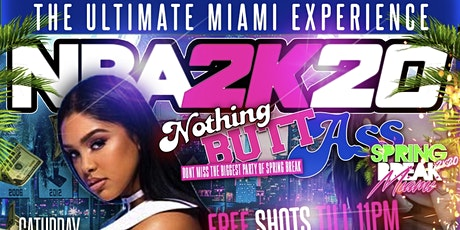 The Ultimate Miami Experience 2k20 tickets
