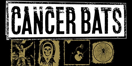 Cancer Bats // Anti-Queens // D Boy  live at the Gordon Best Theatre tickets