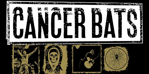 Cancer Bats // Anti-Queens // D Boy  live at the Gordon Best Theatre