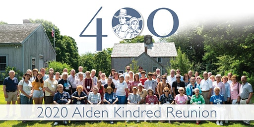 2020 Alden Kindred Annual Reunion