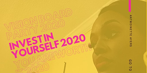 Vision Board Party 2020