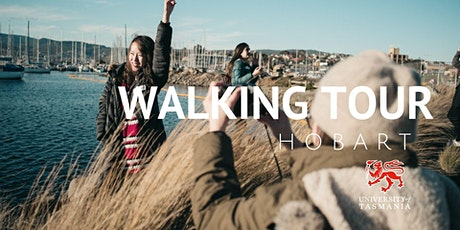 Hobart Walking Tour tickets