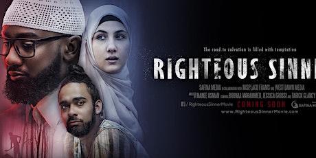 Righteous Sinner Movie Screening tickets