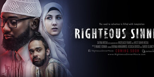 Righteous Sinner Movie Screening